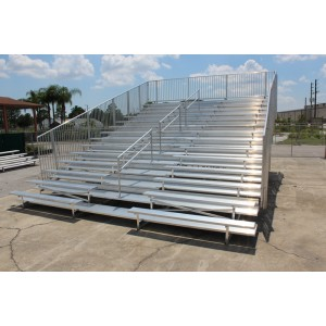 15 Row Bleachers