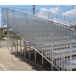 Bank Fence