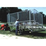 Transportable Bleachers